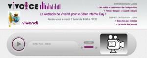 Voici le programme de la matinée du 5 février co-animée par Jean Zeid (France Info) et Fadhila Brahimi (spécialiste des réseaux sociaux).