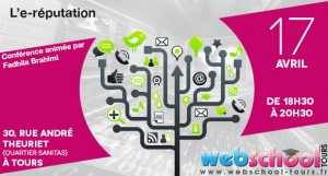 Conference-ereputation-webschool-fadhila-brahimi