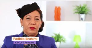 Fadhila Brahimi Transformation digitale RH Marque employeur Marketing RH